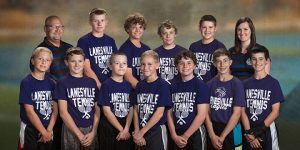 Jr. High Boys Tennis