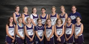 Jr. High Girls Cross Country